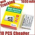 1600mAh EN-EL5 EN EL5 Battery for Nikon MH-61 P100 P3 P4 P500 P510 P5000 P5100 P6000 P80 P90 S10 3700 4200 5200 5900 7900