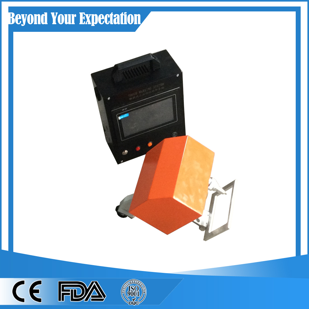 Portable dot peen pneumatic metal marking machine for bearing parts  цены