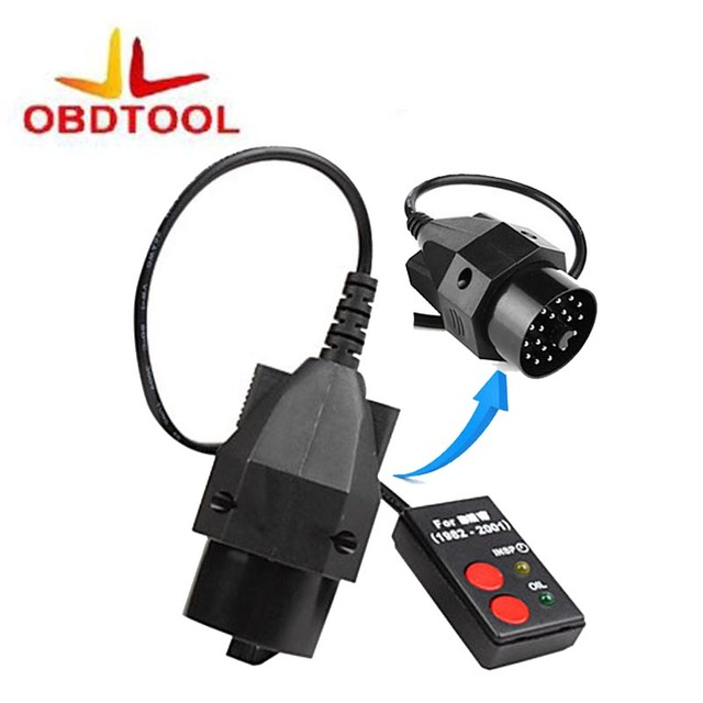 ObdTooL Auto Diagnostic Tool SI Reset For BM OBD2 Airbag Reset/Inspection Oil Service Led Reset Tool 1Pcs/lot