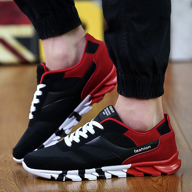 Men Fashion Shoes Casual Lace Up Mixed Color Basket Superstar ...
