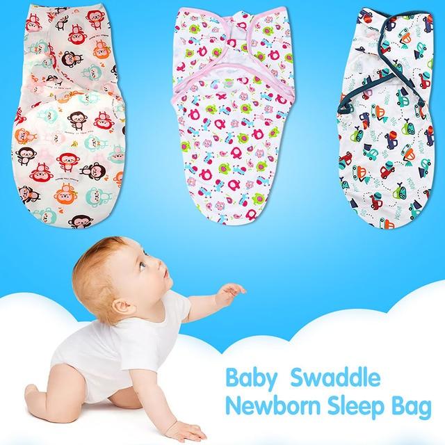 9 Colors Baby Swaddle Infant Wrap Envelope Swaddling Blanket Newborn Sleep Bag Cotton Kids Babies Bedding Sleepsack Bath Towel