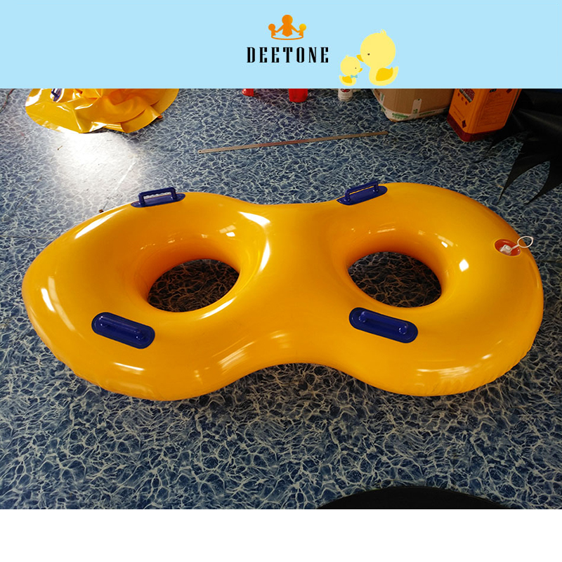 DEETONE Ring PVC Inflatable Swimming Pool Beach Swimming Watermelon Adult Childrens Summer Fruit Swimming Circle 33CM 30CM 30CM
