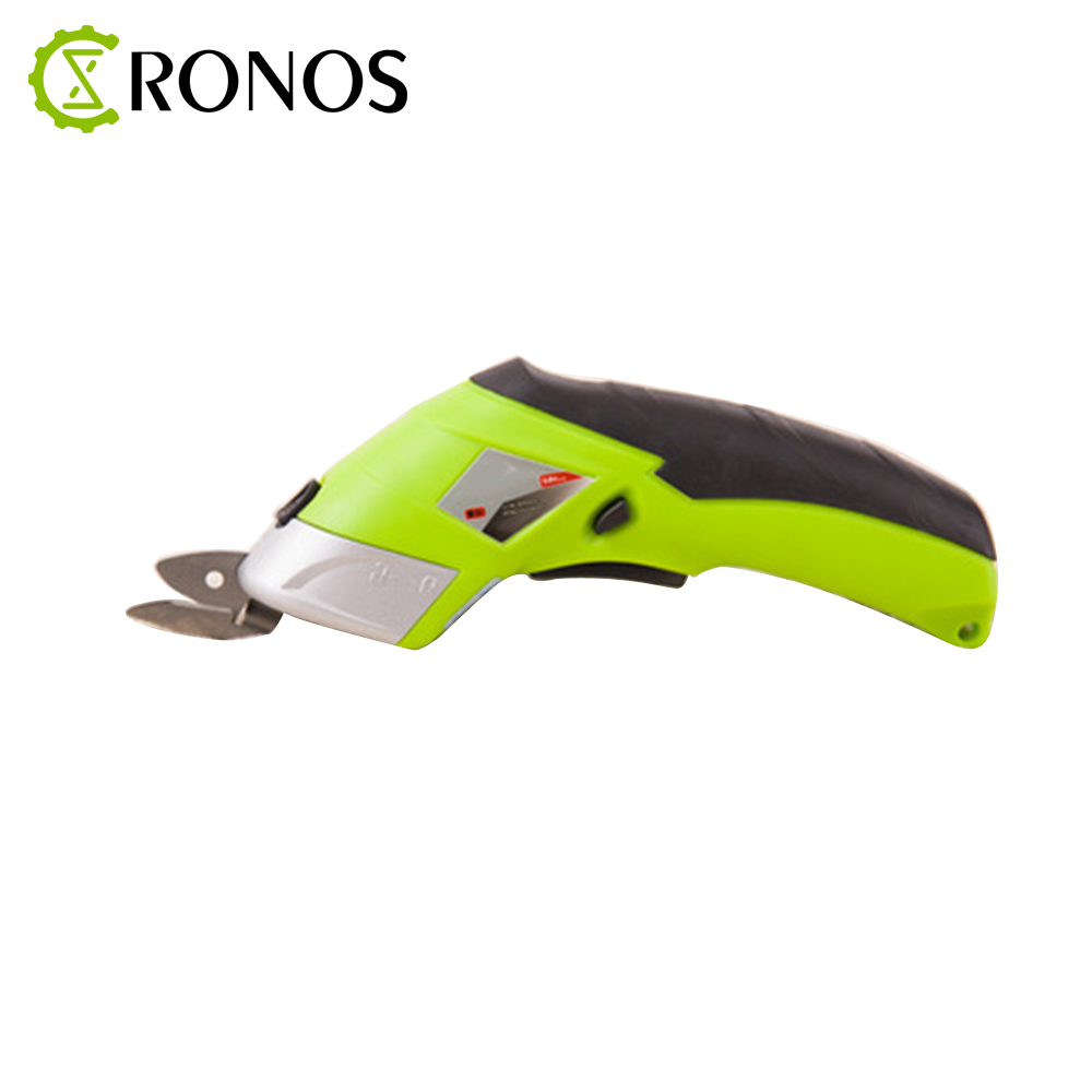 DIY 3.6v electric scissors clipper cordless rechargeable lithium battery cut cloth carpet leather glass fiber paper shearing lithium battery scissors 3 6v electric