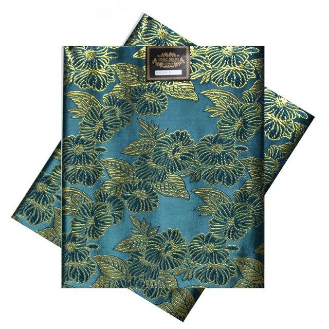 SL-1509, Hot bán, Châu Phi sego headties african, Gele & Wrapper, 2 cái/bộ, Chất Lượng Cao, nhiều Màu Sắc Có Sẵn, TEAL