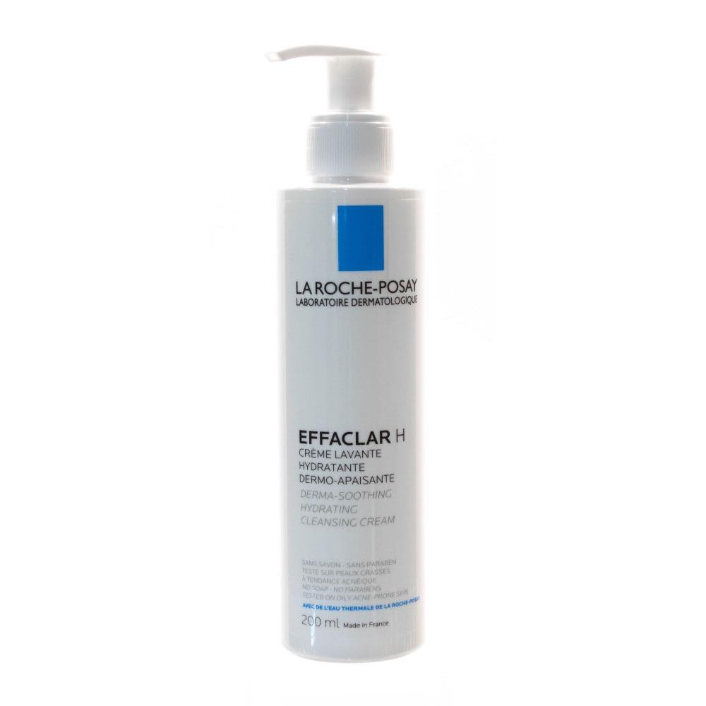 Face Washing Product LA ROCHE POSAY M9675500 facial cleansing wash gel tonic lotion scrub skin care natural beech nano fiber face brush facial cleansing brush