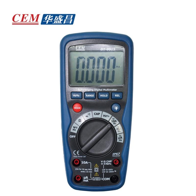 ФОТО 2016 Time-limited New Range Digital Multimeter Ohmmeter Circuit Buzzer Test Dt-9915