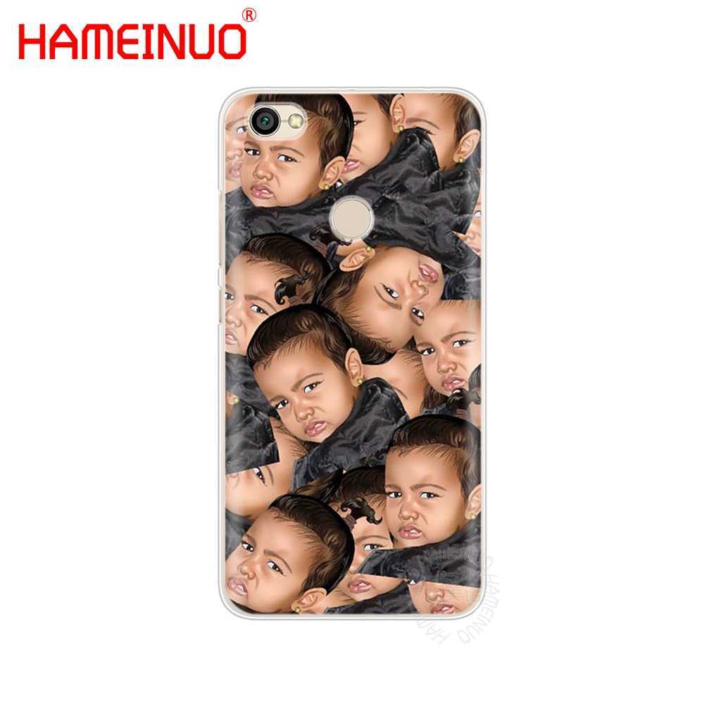 Канье Уэст Ким Кардашян kimoji Дженнер чехол для телефона для Xiaomi redmi 5 4 1 1 s 2 3 3 S pro PLUS redmi note 4 4X 4A 5A