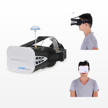 Original JJRC JJPRO F01 5 8G 64CH Wireless FPV Goggles with 5in VR Monitor for JJRC