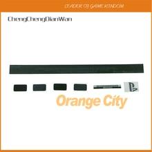 1 ensemble noir boîtier coque autocollant étiquette joints pour ps4 boîtier CUH 1001A