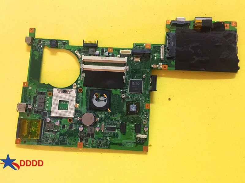 Original FOR MSI CR400 CX420 EX401 CR420 LAPTOP MOTHERBOARD MS-1452 MS-14521 fully tested AND working perfect все цены