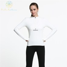 Hello Anthena Women Sports Hoodie Sweatshirt Autumn/Winter Quick Drying Running Jacket Black/White Multi-Purpose Coat S M L