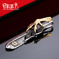 Cool Unique Brand Eagl Claw Feather Pendant For Man Stainless Steel Unique Pendant Necklace Wholesale Price BP8-154