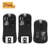 Pixel TF 364 Wireless Remote Flash Trigger Controller for Olympus PEN E P1 E P2 E 620 E 550 Panasonic G10 G2 G1 GF1 GH2 GH1 G3