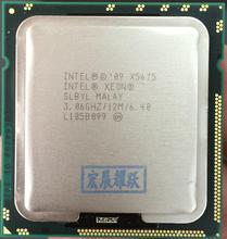 Процессор Intel Xeon X5675 (12 Мб кэш-памяти, 3,06 ГГц, 6,40 GT/s Intel QPI) LGA 1366 ЦП сервера
