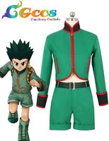 Free Shipping Cosplay Costume Hunter X Hunter Gon Freecss New In Stock Retail Wholesale Halloween