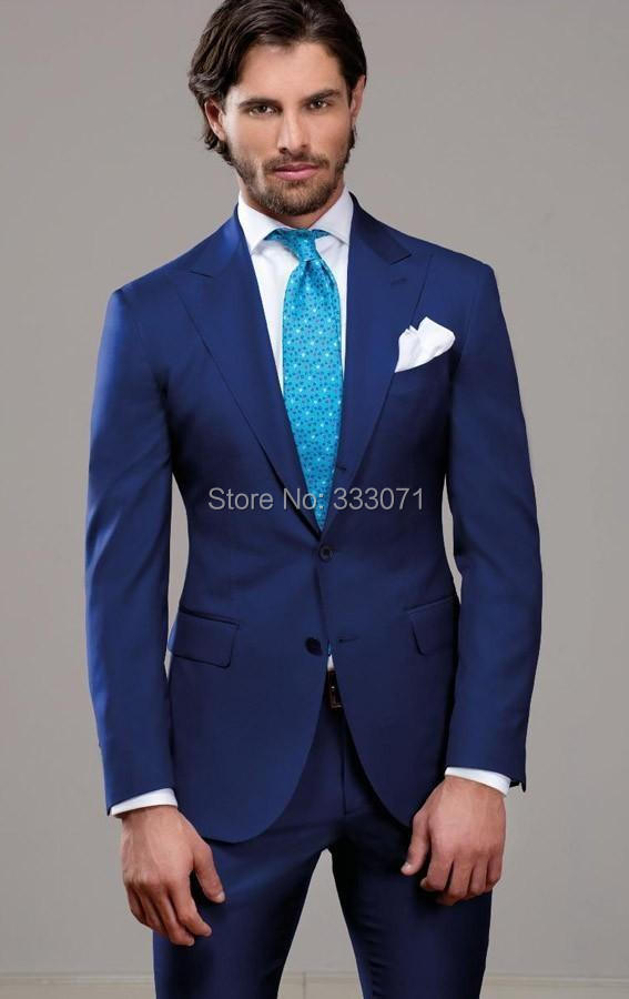 Online Get Cheap Royal Blue Mens Suit 2015 -Aliexpress.com ...
