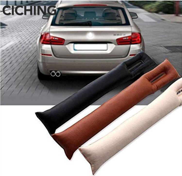 Remplisseur d'écartement de siège tampon souple rembourrage d'espacement autocollants de voiture pour Mazda 3 6 cx-5 Renault duster BMW e46 e39 e36 Audi a4 b6 a3 accessoires