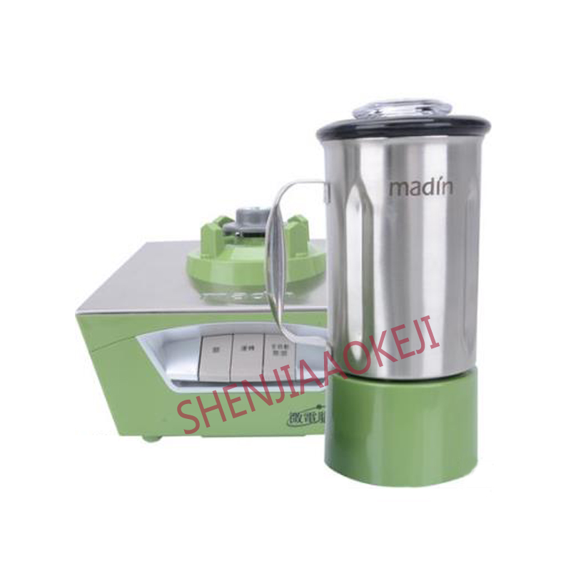 MD 186T Stainless steel Tea Extractor 800ml Microcomputer fully automatic professional tea shop extraction tea machine 220V 600W - 2