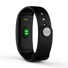 Heart Rate Monitor Blood Pressure Blood Oxygen IP67 Fitness Tracker