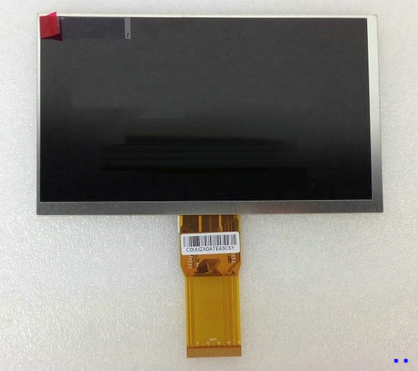 New 7 inch TABLET H-B07012FPC-BK0 H-B070D-12CF TFT LCD Display Screen Panel Digital Viewing Frame Replacement Free Shipping new 7 inch tablet h b07012fpc s1 s2 h b070d 18ck tft lcd display lcd screen matrix inner panel parts free shipping