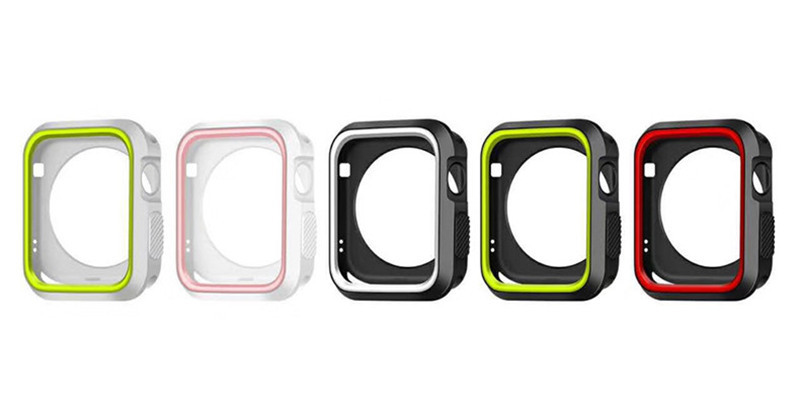 Soft TPU Case for Apple Watch 30