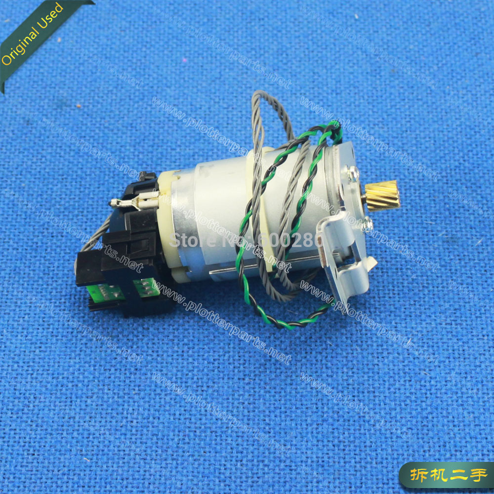 C7769-60377 C7769-60152 Paper axis motor assembly for HP Designjet 500 800 815 820 used rosenberg 7769
