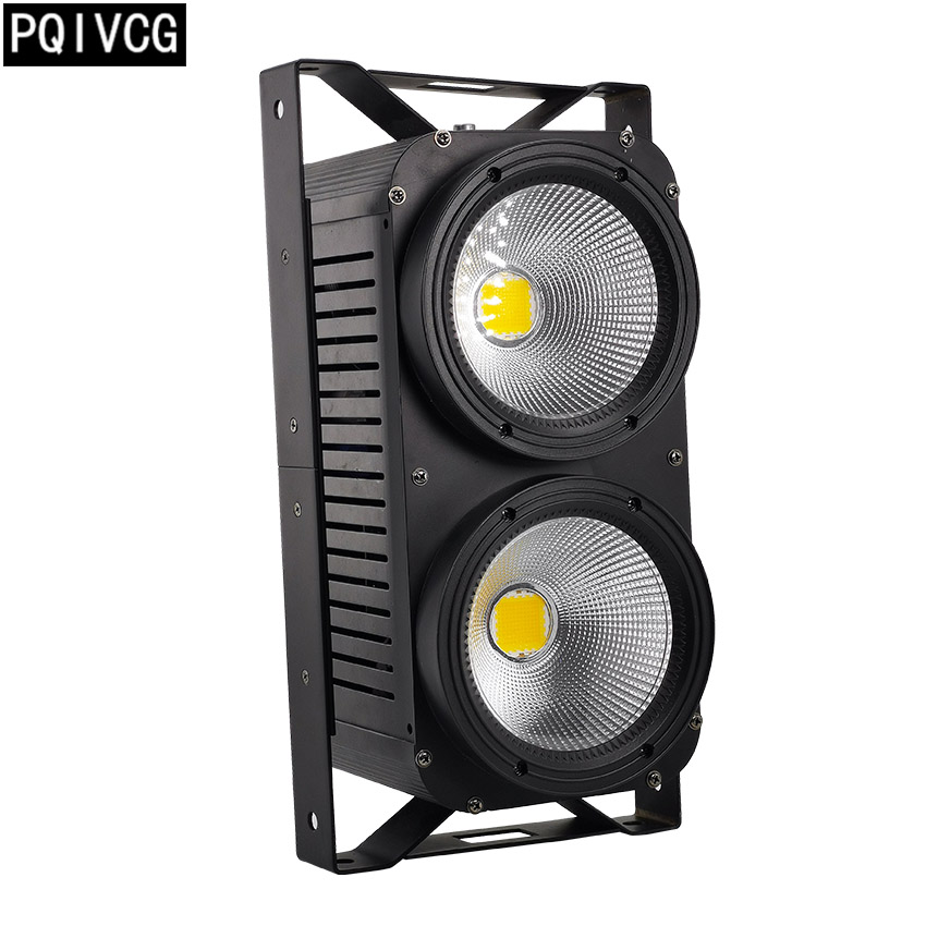 2X100w cob lights dmx512 COB lights professional stage dj light2X100w cob lights dmx512 COB lights professional stage dj light
