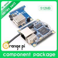 Orange Pi Zero Set 2:Orange Pi Zero 512MB+Expansion Board beyond Raspberry Pi
