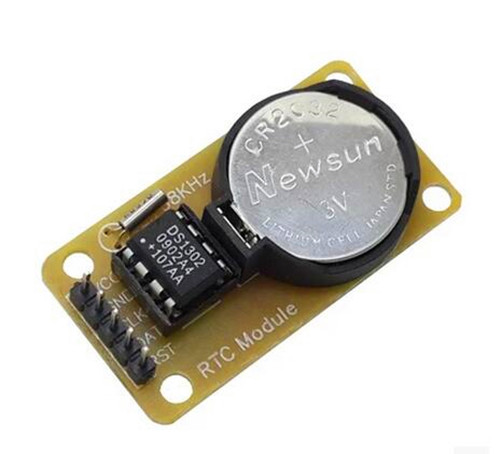 Free Shipping!! DS1302 real-time clock module / with battery CR2032 / down travel time module sensor /Electronic Component
