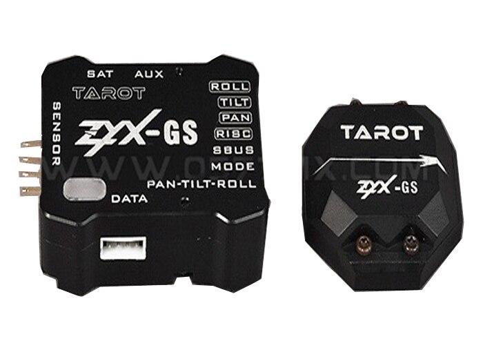 Таро ГС 3-оси Панорамирования, наклона и крена камеры монтирования Карданный стабилизации гироскопа системы zyx-ГС