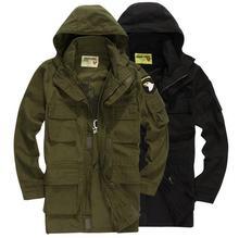 Новый мужская армии США Куртка Военная Форма мужская Классический Траншеи Тонкая Талия Куртка Пальто Плюс Размер M ~ 3XL(China (Mainland))