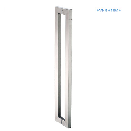 High Quality 304 stainless steel glass door handle glass large handle door free shipping цена и фото