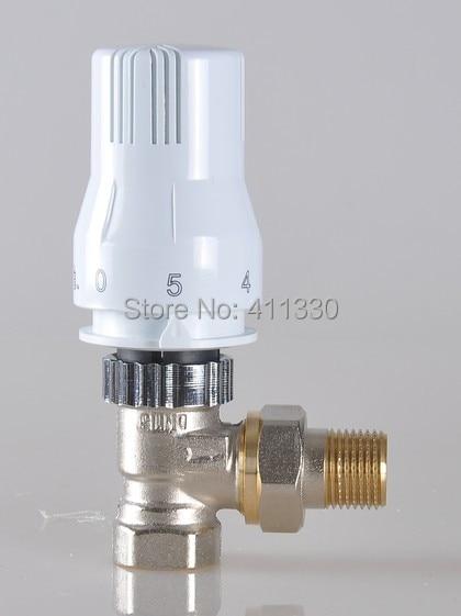 En215 Standard Heizkörperventil Flüssigkeit Sensorkopf Mit