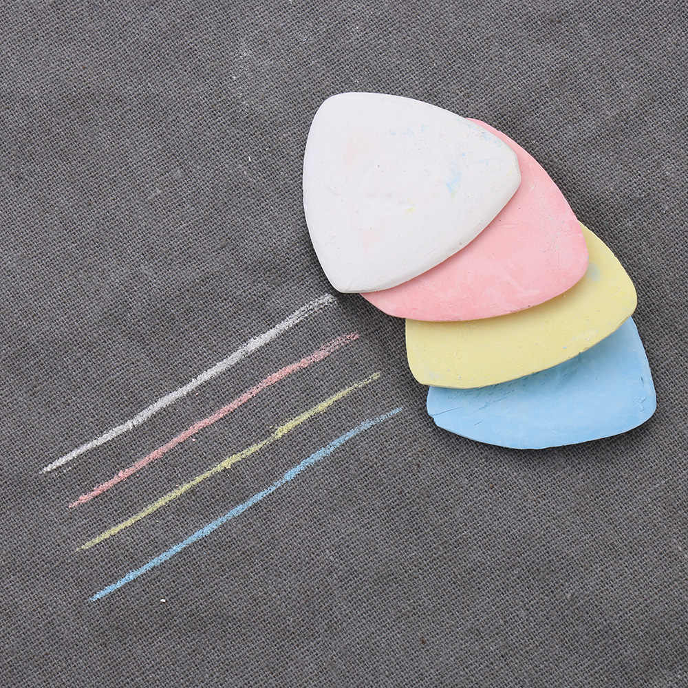 10PCS Resin Colorful Fabric Chalk Tailors Erasable Dressmaker Sewing  Markers Patchwork DIY Clothing Sewing Accessory