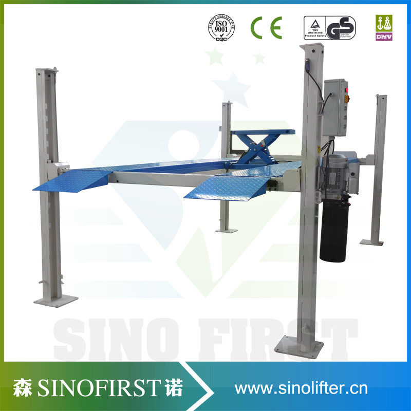 CE Approved Smart Good Quality Home Auto LiftFive Year Guarantee Car Storage Parking Lift For Garage