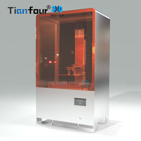 Tianfour new uv Light Curing 180*110*270mm LCD 3D Printer DLP/SLA Industrial Grade Accuracy 8.9inch 2k