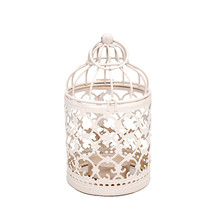 5 Kinds Creative Birdcage Shape Candle Holder Iron Crafts Modern Style Candlestick Gift Home Decoration Dining Decorations