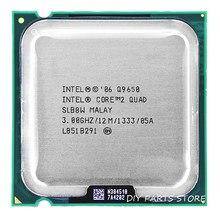 INTEL Core 2 Quad CPU Q9650 INTEL Core 2 quad-core procesador 3,0 Ghz/12M /1333GHz) Socket LGA 775