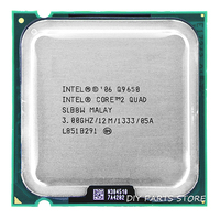 INTEL Core 2 QUDA Q9650 CPU Processor 3 0Ghz 12M 1333GHz Socket 775