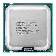 Quad core quad-core Q9650