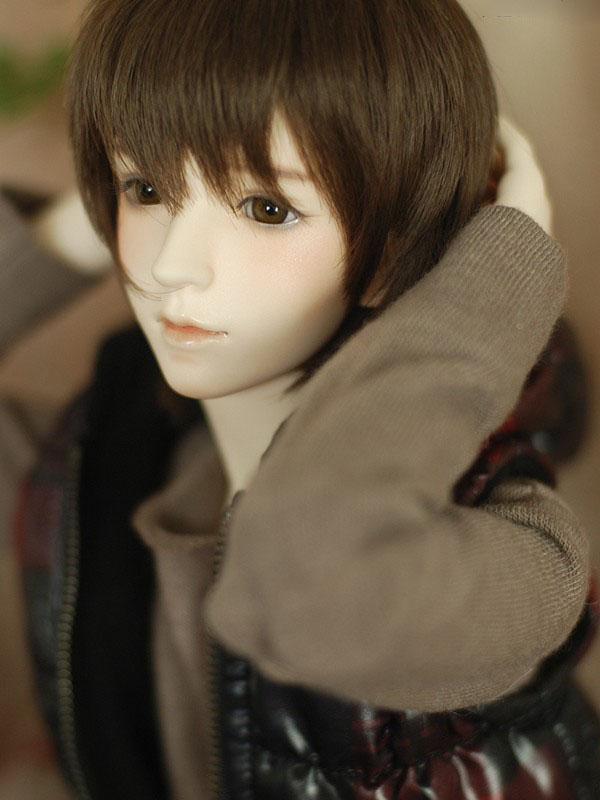 1/3 Scale Bjd Pop Bjd/sd Handsome Boy Male Figure Doll Diy Model Toy Gift.not Included Clothes,shoes,wig 16c0309