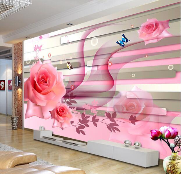 3d wallpaper custom mural non woven 3 d only beautiful dream ...