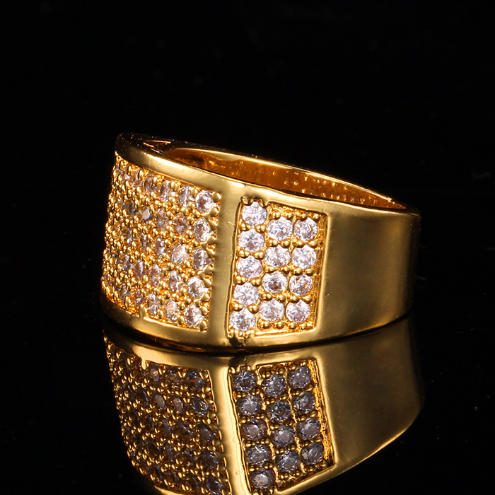 channel bands diamond gold set princess mens cttw yellow p rings ring band wedding