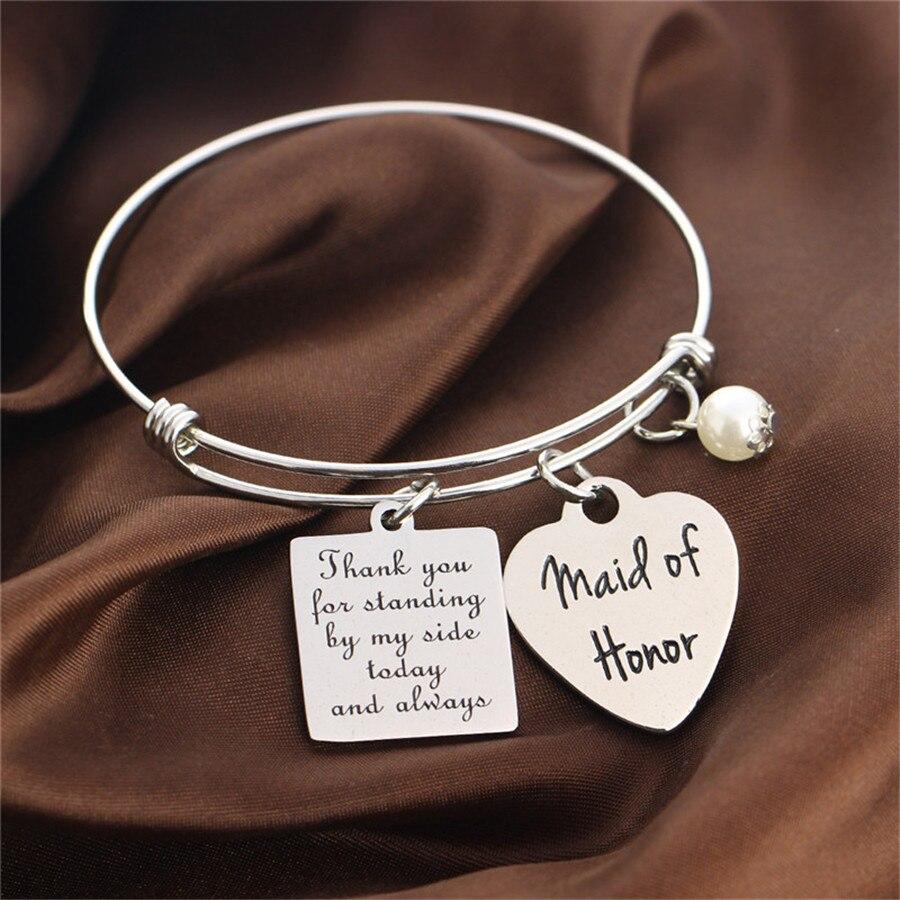 30118600b239 Compre XINYAO De Acero Inoxidable Cuadrado Perla Corazón Colgante ...