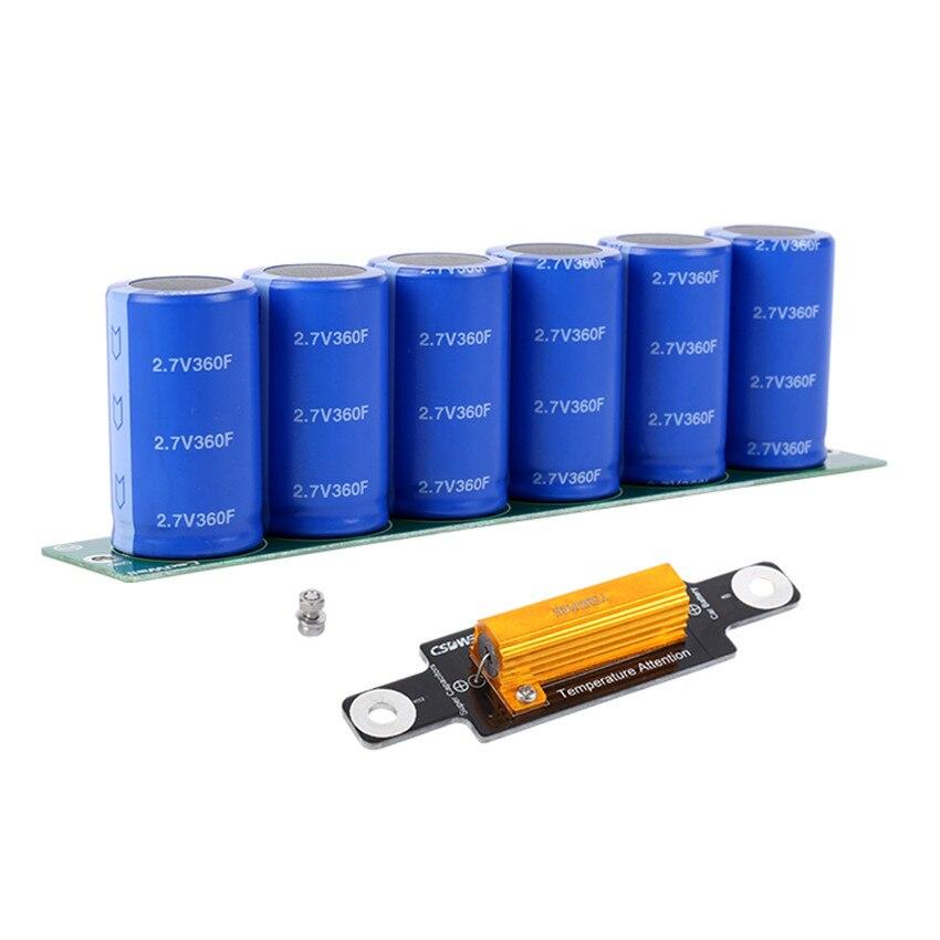 Super Capacitor Module Automotive Electronic Rectifier 16V60F Fala Capacitor Module Electronic Industrial Energy Storage Power
