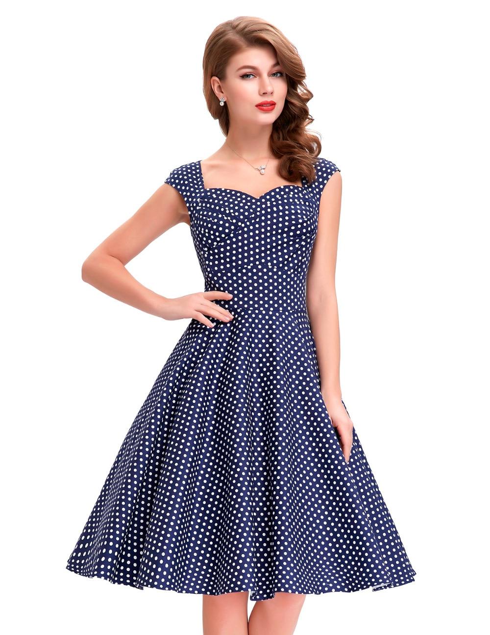 Popular Cheap Polka Dot Dresses-Buy Cheap Cheap Polka Dot Dresses ...