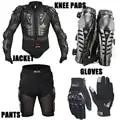 Motorrad körper Schutz Anzüge turtles motto rüstung ausrüstung Jacke Motocross Shorts Motorrad Knie Pads Roller Moto Handschuhe