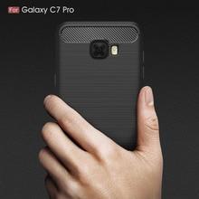 Case For Samsung Galaxy C5 Pro C7 Pro Cover Silicon Cover for Samsung C5 Pro Galaxy C7 Pro Case Soft  Hoesje Coque Fundas Etui все цены
