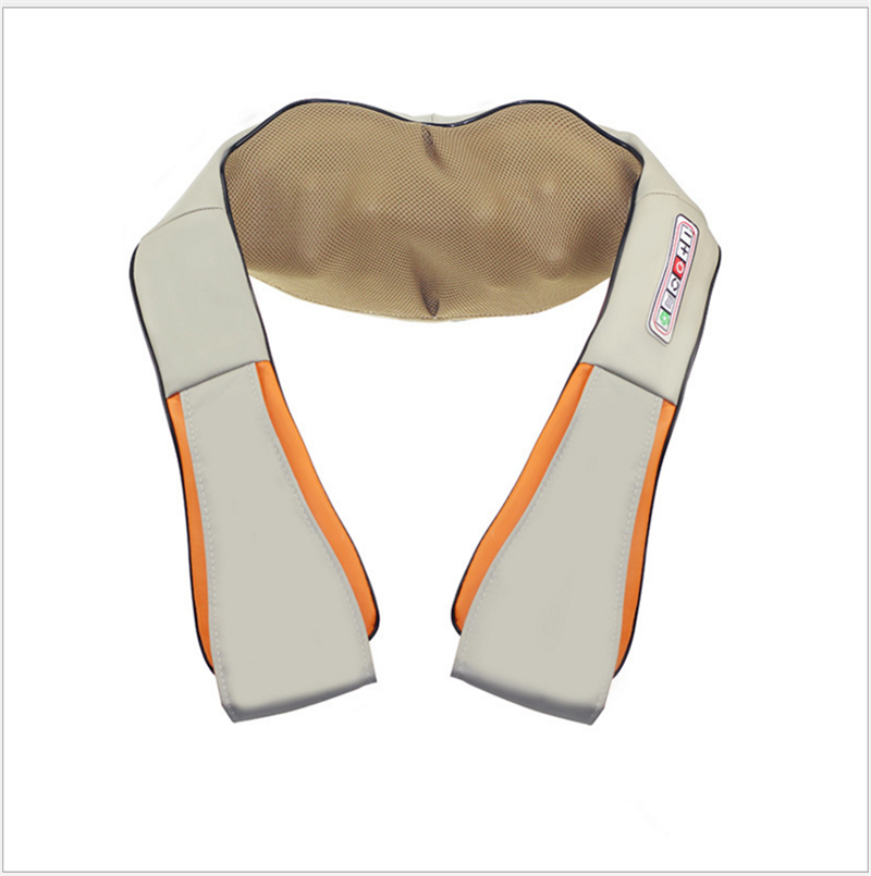 Shoulder Massage Infrared Heated Kneading Strap Electric Equipment Physiotherapy Car&Home Body MassagerShoulder Massage Infrared Heated Kneading Strap Electric Equipment Physiotherapy Car&Home Body Massager