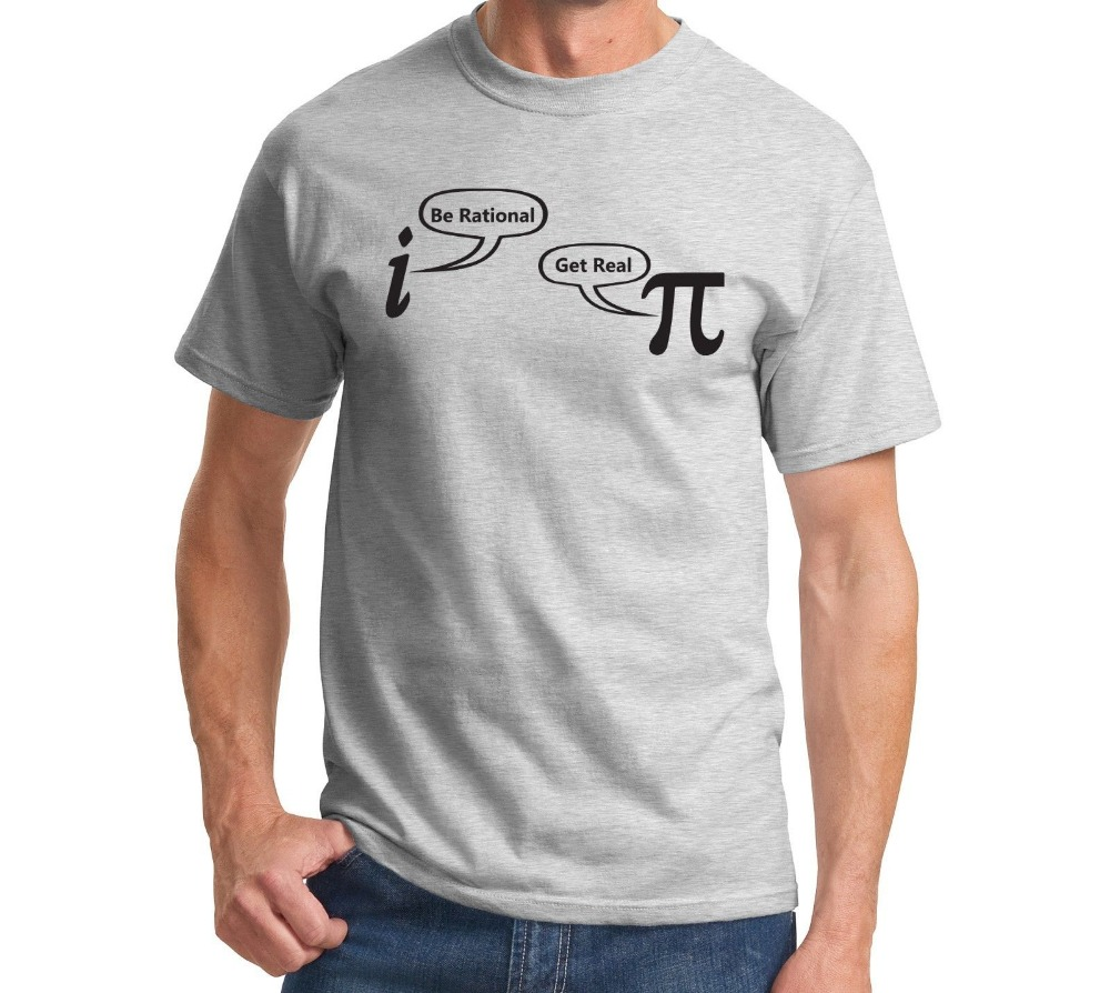 Be Rational Get Real Funny T Shirt Math Geek Nerd Humor Tee Holiday Gift Shirt More Size and Colors-A333 2